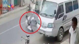Sri Lanka: infortunado ciclista murió tras ser arrollado por una camioneta