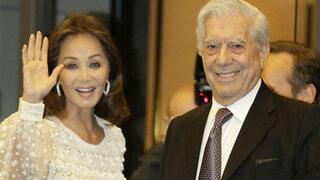 Mario Vargas Llosa le propuso matrimonio a Isabel Preysler