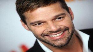 Ricky Martin enternece las redes con imagen de su hijo