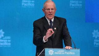 PPK invitó a empresarios de América Latina a invertir en el Perú