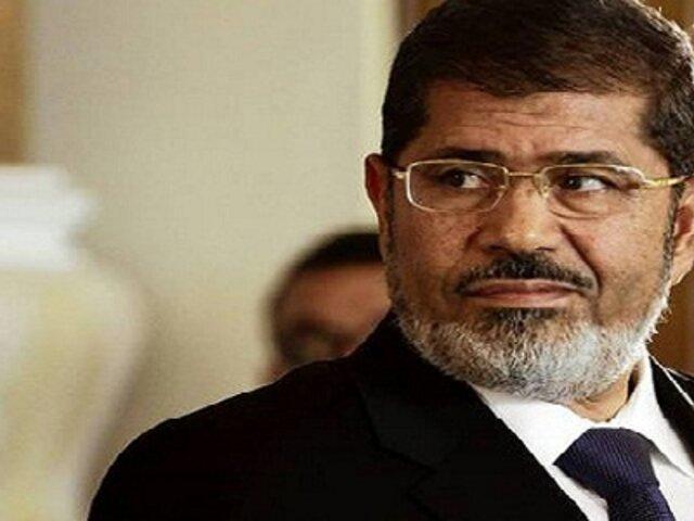 Egipto: ex presidente Mursi fue condenado nuevamente a cadena perpetua