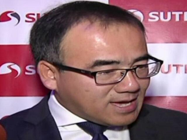 Ministro de Transportes habla sobre alternativas en caso de caos en el aeropuerto Jorge Chávez