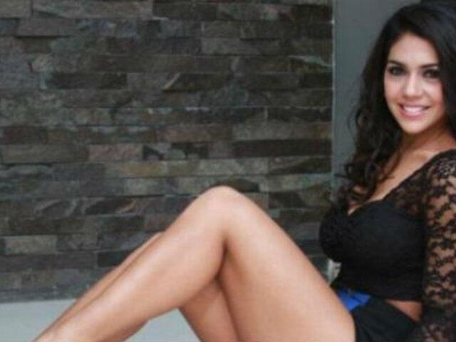 Vania Bludau acusa a 'castigadora' de enviarle mensajes a su novio