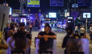 Turquía: identifican nacionalidad de terroristas suicidas de Estambul