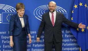 """Escocia busca quedarse en la Unión Europea tras triunfo del """"Brexit"""""""