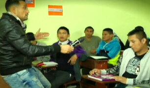 Penal de Lurigancho: internos se preparan para celebrar el Día del Maestro