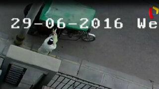 Piura: ciudadano descubrió a su amigo robando en su casa