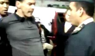 Ica: ciudadano argentino agredió a policía que lo intervino
