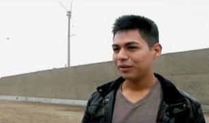 Joven activista fue asaltado en un taxi en San Juan de Miraflores