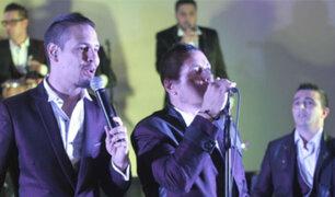 Así fue el concierto de Ráfaga en el Jockey Club del Perú