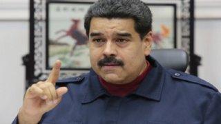 Maduro anunció fin de racionamiento eléctrico en Venezuela