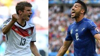 Alemania e Italia en el duelo más electrizante de cuartos de final de la Eurocopa