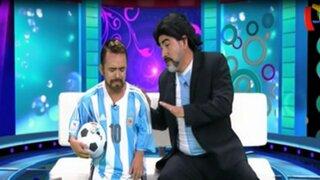 'Paren esta vaina' y su divertida parodia tras renuncia de Messi