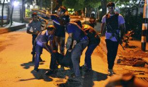 Aumenta número de víctimas tras matanza en Bangladesh