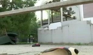 Serbia: Hombre desata masacre en cafetería por celos
