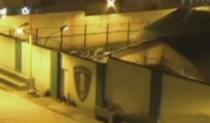 Junín: delincuentes fugan de penal tras reducir a custodios