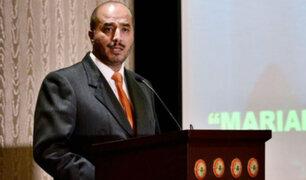 Ministro del Interior lamenta plan de arresto domiciliario