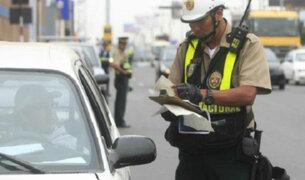 ¿Cuáles son las infracciones de tránsito más recurrentes en Perú?