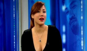 """Leslie Castillo a Daysi Ontaneda: """"Pienso que sigue enamorada de Mauricio Diez Canseco"""""""