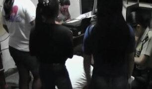 Más de 30 menores de edad fueron intervenidos bebiendo licor en Pucallpa