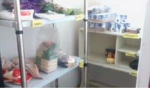 Huacho: delincuentes roban alimentos de Qali Warma