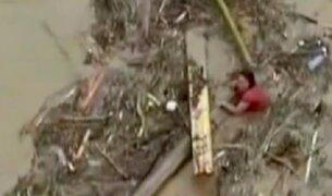 China: intensas lluvias afectan hectáreas de cultivo