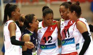 Vóley: Perú venció 3-1 a Trinidad y Tobago por la Copa Panamericana