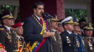 Venezuela dividida en la conmemoración del día de su independencia
