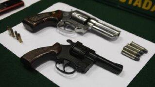 Publican nuevo reglamento para uso de armas de fuego
