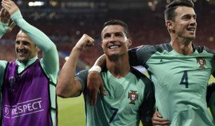 Bloque Deportivo: Portugal venció 2-0 a Gales y está en final de la Eurocopa