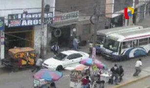 Exigen justicia para mecánico que murió atropellado por cúster en SMP