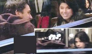 Yahaira Plasencia: ¿quién es el joven con el que fue ampayada cenando?