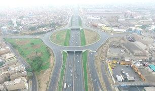 Intercambio vial en Av. Naranjal agilizará el paso de 120 mil vehículos