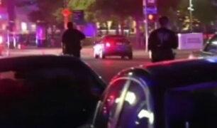 EEUU: cinco policías muertos y siete heridos durante protesta de comunidad afroamericana