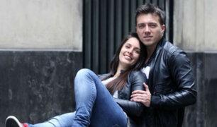 Yiddá Eslava y Julián Zucchi anuncian la llegada de su primer bebé