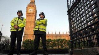 Reino Unido: alarma en Parlamento por paquete sospechoso
