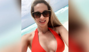 Presentadora mexicana dice haber pasado la noche con Maluma