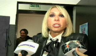 Laura Bozzo regresó al Perú y conversó de todo con La Batería