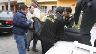 Menor de 16 años fue asesinada por su enamorado en Los Olivos