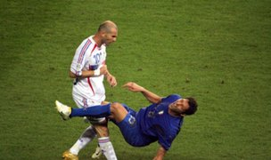 Diez años después, Materazzi reveló todo lo que dijo para provocar el cabezazo de Zidane