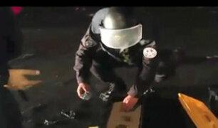 La Victoria: Encuentran granadas en La Parada