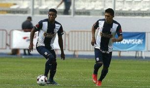 Alianza Lima igualó 1-1 con Ayacucho FC y sigue en la pelea por el título