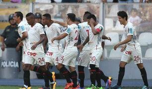 Universitario goleo 4-1 a Real Garcilaso y es más puntero que nunca