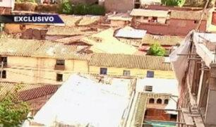 Cusco: Patrimonio en riesgo