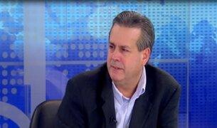 """Ferrero: """"Zavala deberá encontrar intereses comunes con fujimoristas para llegar a consensos"""""""