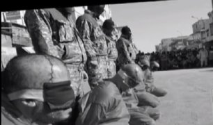 Siria: ISIS decapitó a cuatro miembros de un equipo de fútbol