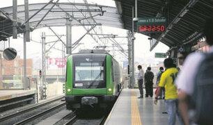 MTC y Línea 1 del Metro firman adenda para compra de nueva flota de trenes