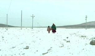 Gobierno anuncia plan para enfrentar friaje al interior del país