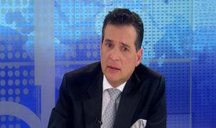 """Omar Chehade: """"Humala ha sido secuestrado psicológicamente por Nadine durante su mandato"""""""