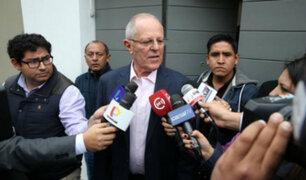 """PPK: """"Luis Iberico es una posibilidad para ser ministro"""""""